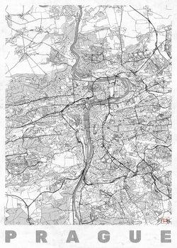 Kartta Prague