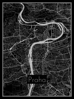 Kartta Praha