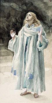 Saint John the Evangelist, illustration for 'The Life of Christ', c.1886-94 Taidejuliste