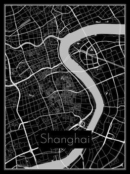 Kartta Shanghai