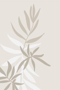 Kuva Solid greenery in neutrals