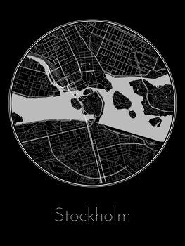 Kartta Stockholm