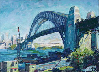 Sydney Harbour Bridge, 1995 Taidejuliste