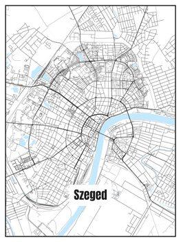 Kartta Szeged