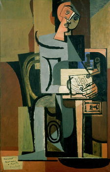 The Letter, 1931 Taidejuliste