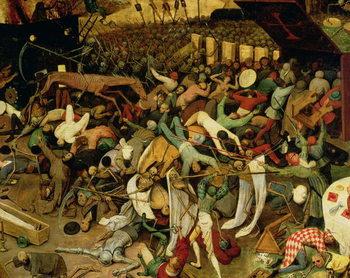 The Triumph of Death, c.1562 (oil on panel) Taidejuliste