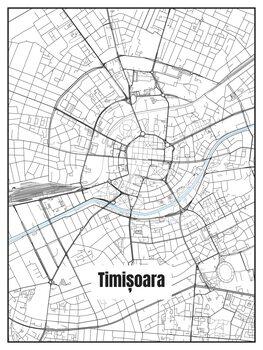 Kartta Timișoara
