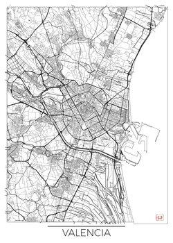 Kartta Valencia