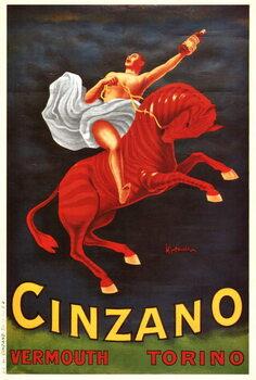 Vermouth Cinzano Taidejuliste