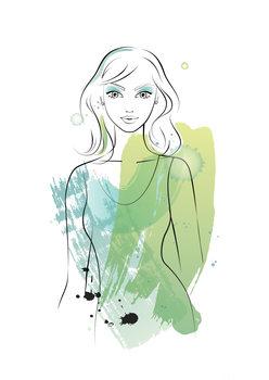 Kuva Water Girl