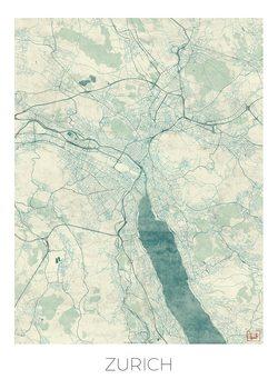 Kartta Zurich