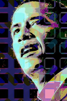 Barack Obama Taidejuliste