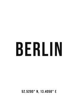 Kuva Berlin simple coordinates