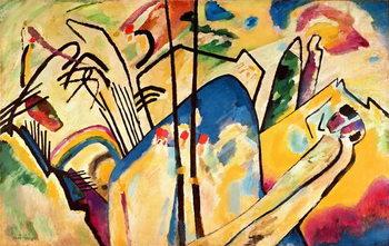 Composition no. 4, 1911 Taidejuliste
