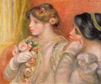 Dans La Loge, c.1908 Taidejuliste