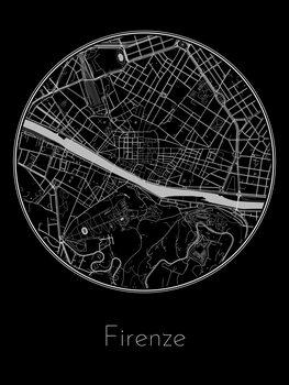 Kartta Firenze