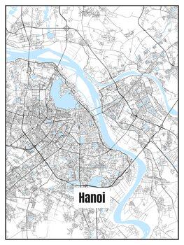 Kartta Hanoi