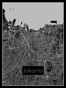 Kartta Jakarta