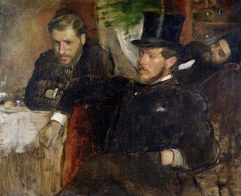 Jeantaud, Linet and Laine, 1871 Taidejuliste