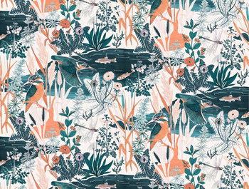 Kingfisher Taidejuliste