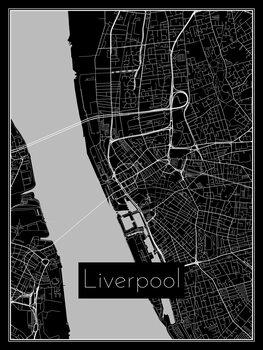 Kartta Liverpool