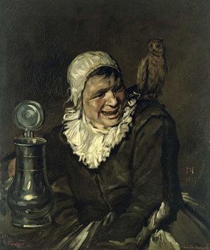 Malle Babbe, 1869 Taidejuliste