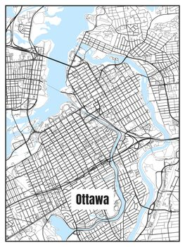 Kuva Map of Ottawa
