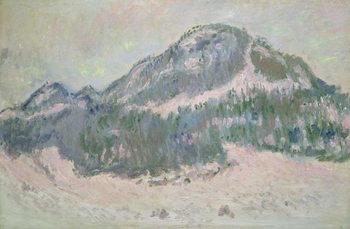 Mount Kolsaas, Norway, 1895 Taidejuliste