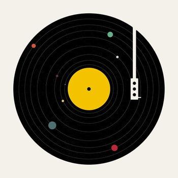 Music Everywhere Taidejuliste