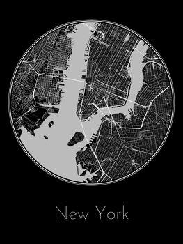 Kartta New York