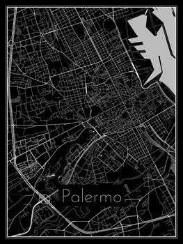 Kartta Palermo