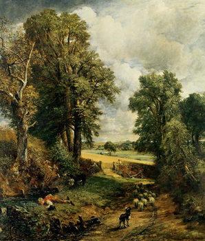 The Cornfield, 1826 Taidejuliste