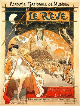 The Dream, 1891 Taidejuliste