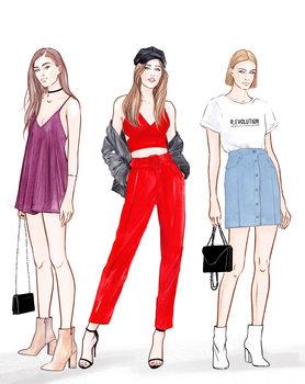 Kuva Trendy Girls