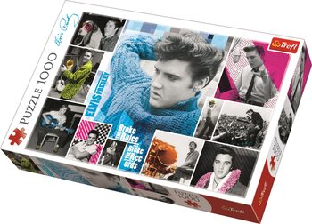 Palapeli Elvis Presley