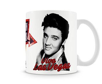 Cup Elvis Presley - Live in Vegas
