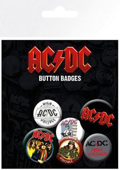 AC/DC - Mix - Emblemas