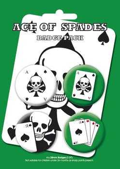 ACE OF SPADES - Emblemas