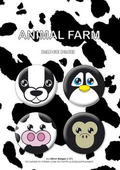 ANIMAL FARM - Emblemas