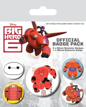 Big Hero 6 - Baymax - Emblemas