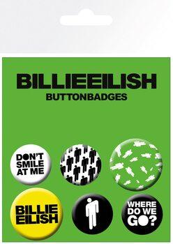 Billie Eilish - Stickman - Emblemas