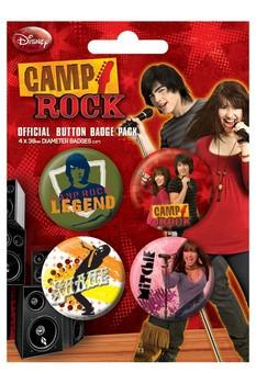CAMP ROCK 1 - Emblemas