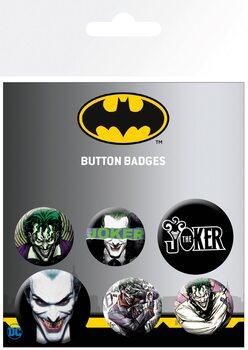 DC Comics - Joker - Emblemas