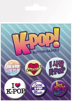 KPOP - Mix - Emblemas