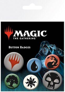 Magic The Gathering - Mana Symbols - Emblemas