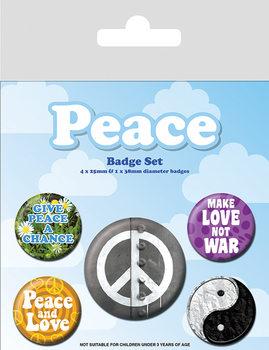 Peace - Emblemas