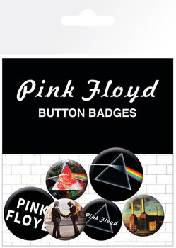 Pink Floyd - Album and Logos - Emblemas