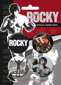 ROCKY - Emblemas