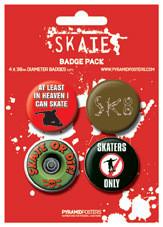 SKATE - Emblemas