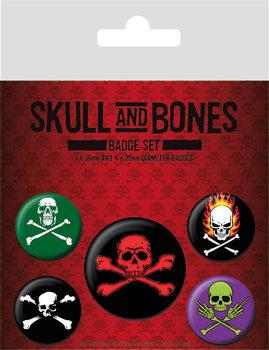 Skull and Bones - Emblemas
